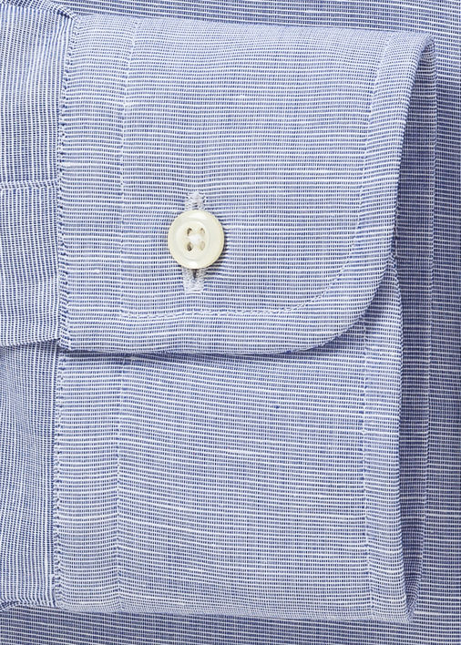 Palisade Navy Cotton Linen Product Image 4