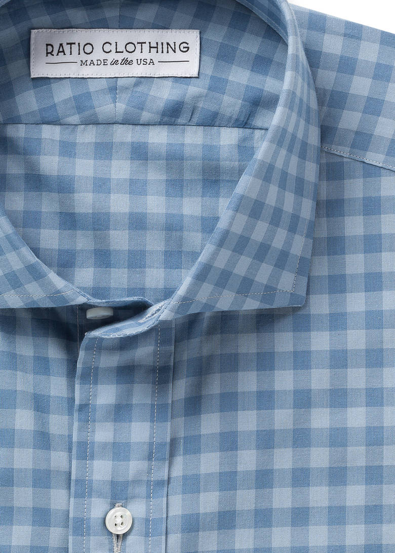Miramar Blues Gingham