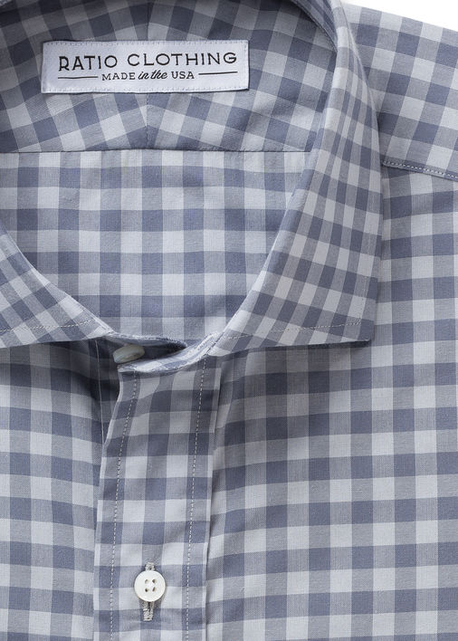 Miramar Grays Gingham