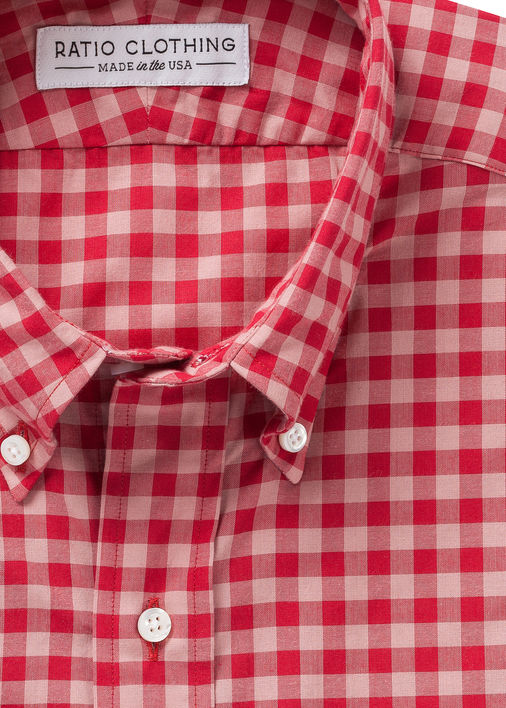 Image for Miramar Reds Gingham