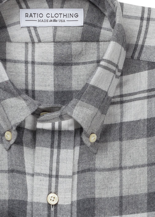 Image for Gray Mesa Flannel