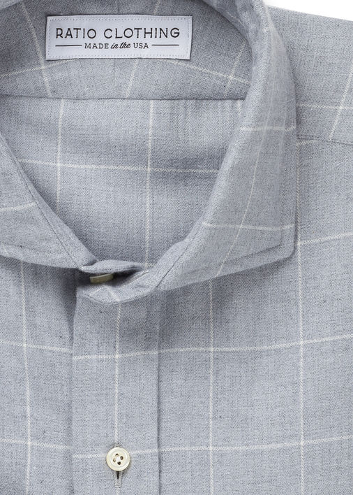 Image for Gray Carson Windowpane