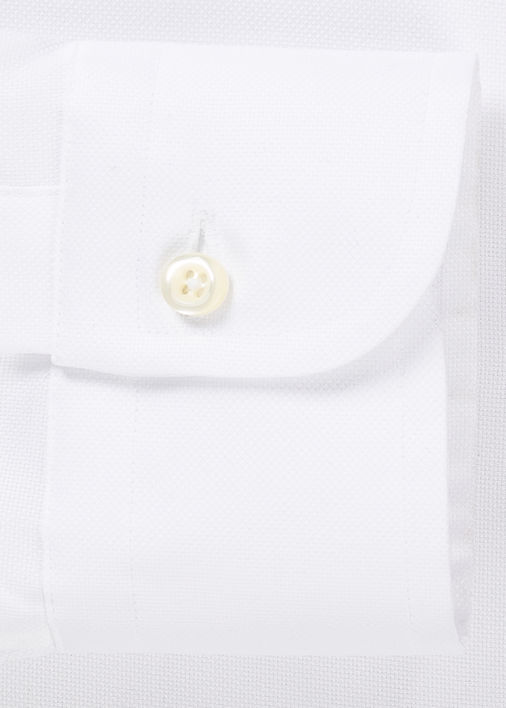 White Royal Oxford Product Image 4