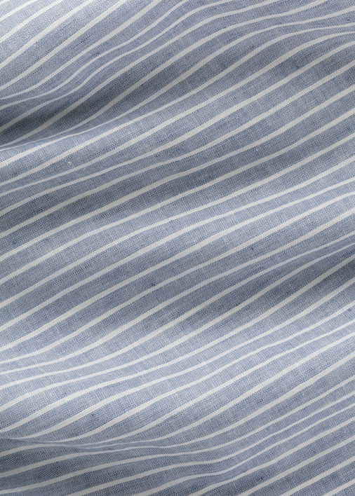 Taos Blue and White Stripe Product Image 4