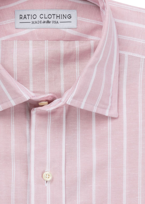 Yuma Cotton Linen Stripe