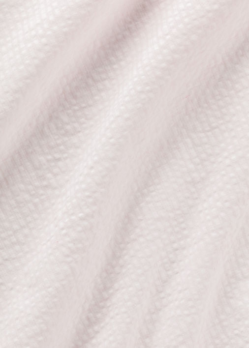Vento Dusty Pink Seersucker Product Image 4
