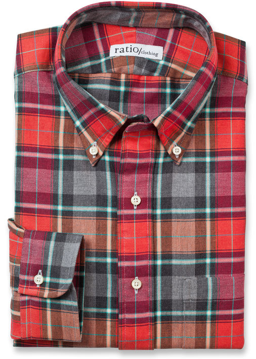 Conifer Flannel Product Image 3