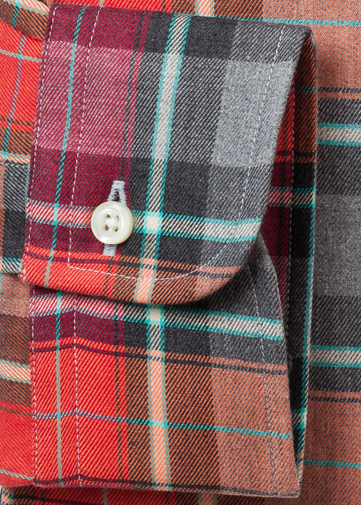 Conifer Flannel Product Image 4