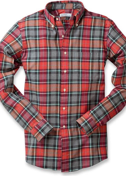 Conifer Flannel Product Image 5