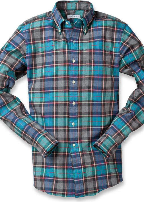 Evergreen Flannel Product Image 5