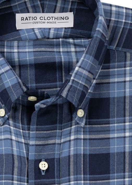 Image for Whitaker Cotton Merino Flannel