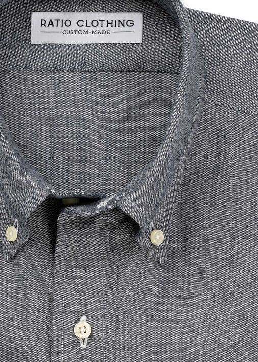 Image for Dark Blue Selvedge Chambray