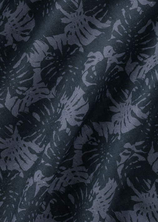Navy Leaf Pacific Print Product Image 6