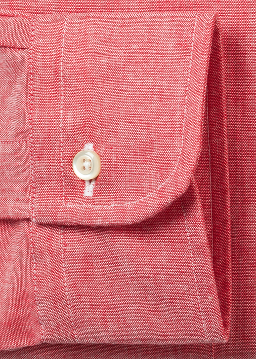 Red Selvedge Chambray Utility Product Image 4