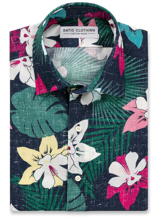 Floral Pacific Print Product Image 4