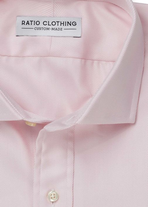 Image for Pink Signature Twill