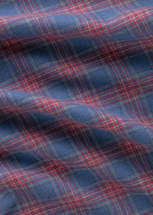 Clyfford Cotton Merino Flannel Product Image 4