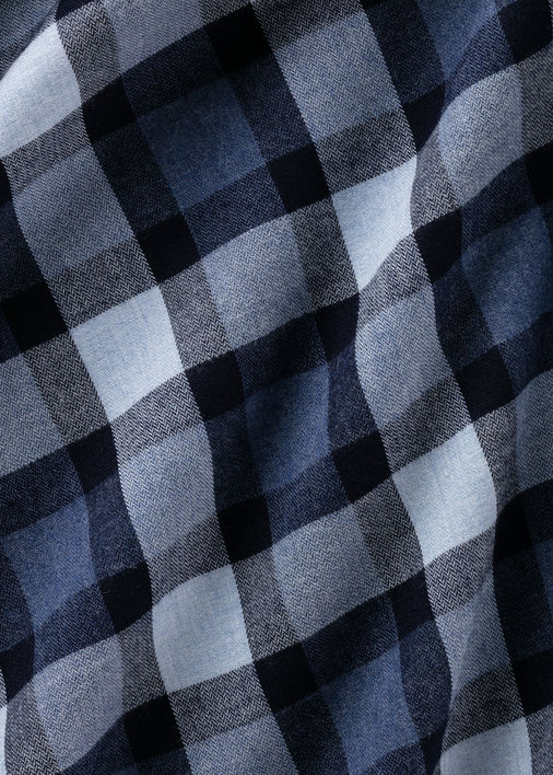 Blue Willem Flannel Product Image 4