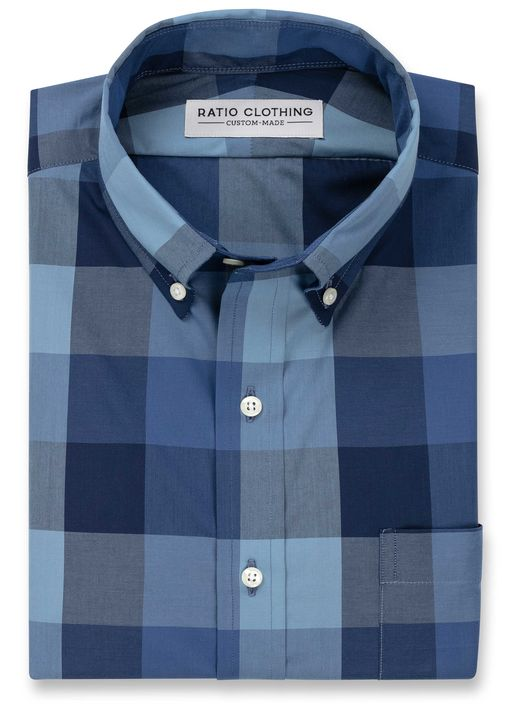 Blues Ferris Gingham Product Image 3