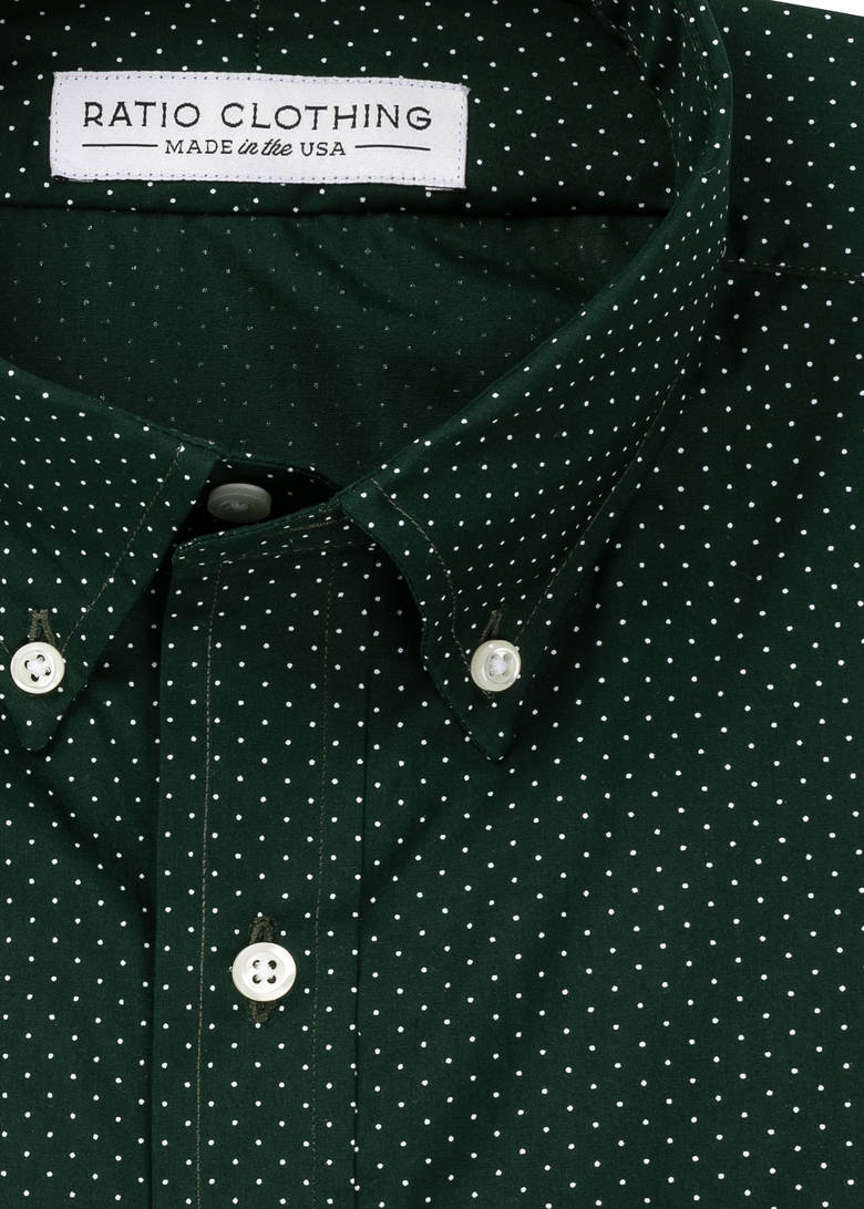 Dark Green Minidot