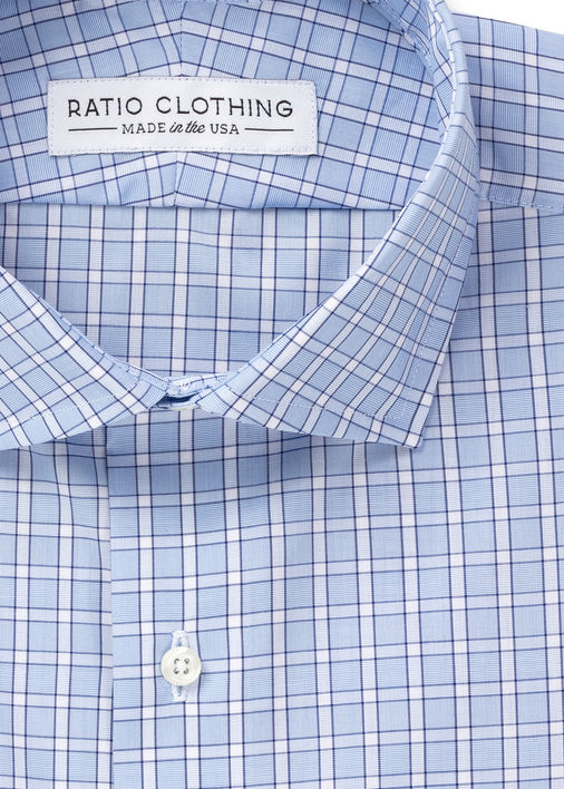Image for Light Blue Penn Traveler Poplin