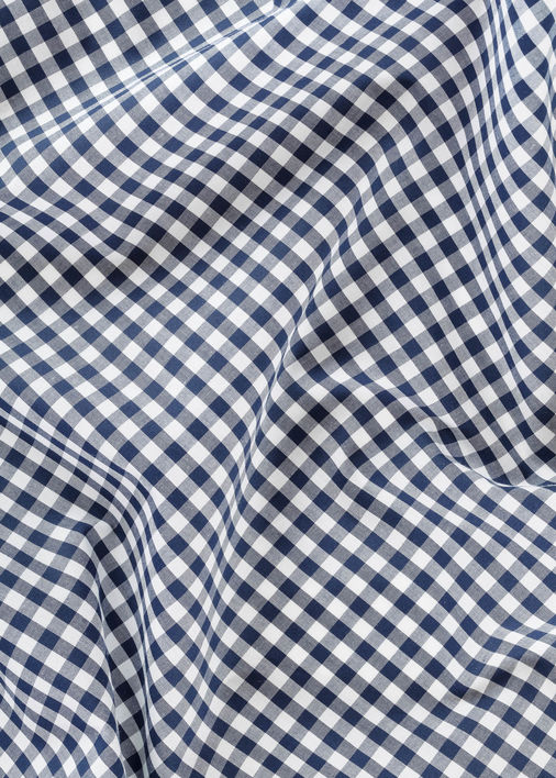 Navy Medium Gingham Product Image 5