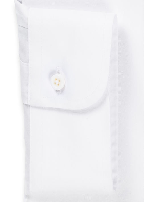 White Non-Iron Classic Pinpoint Product Image 4