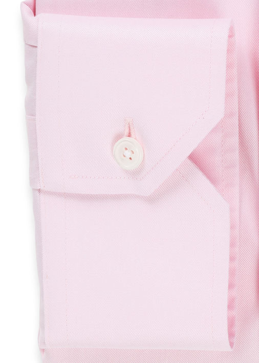 Pink Non-Iron Twill Product Image 4