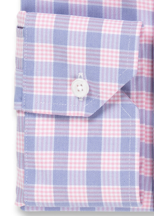 Performance Pink Check Product Image 4
