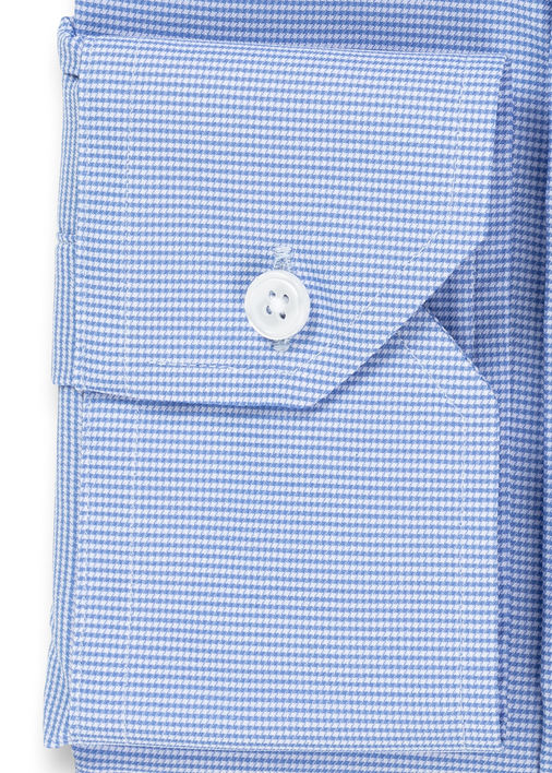Performance Blue Houndstooth Product Image 4