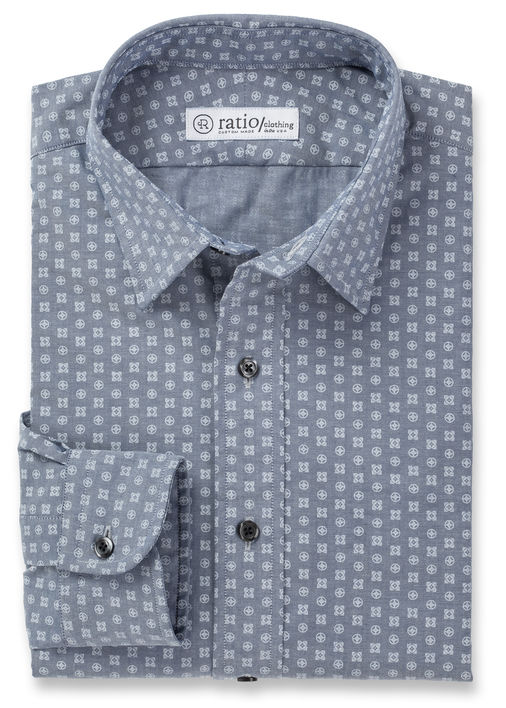 Compass Chambray Product Image 3