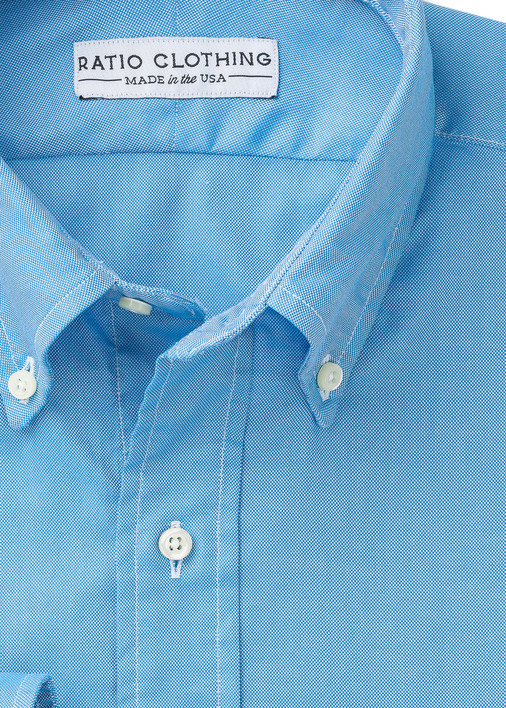 Image for Bay Blue Summer Oxford