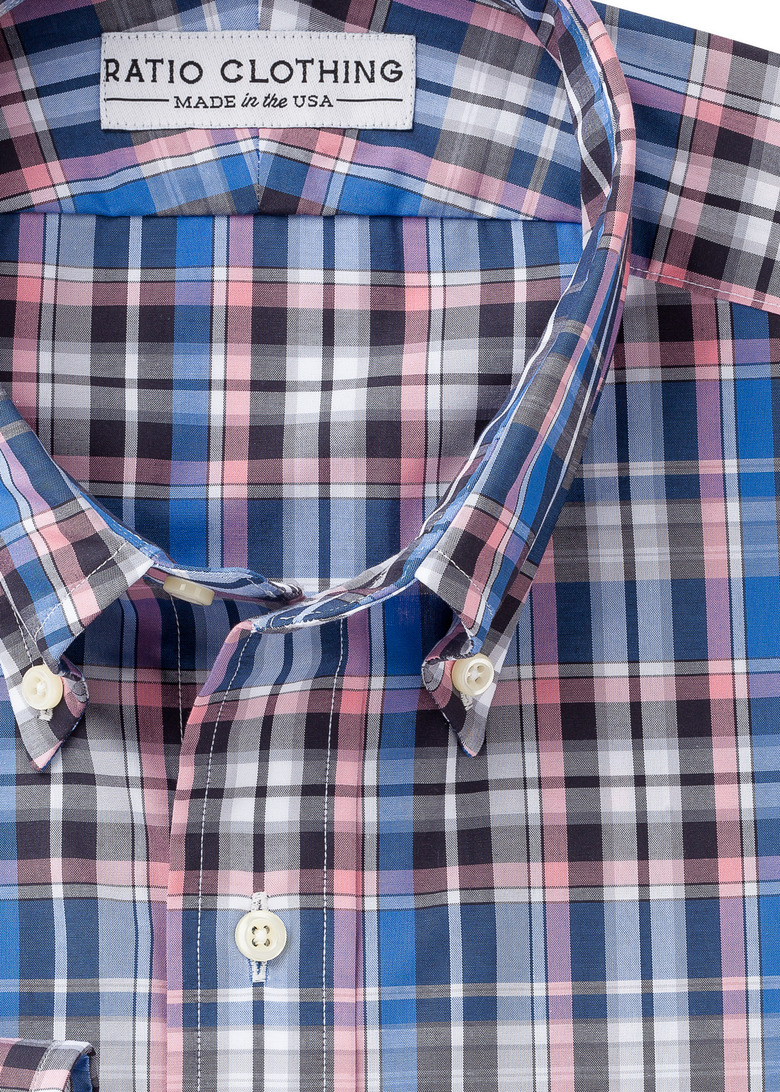 Del Mar Plaid