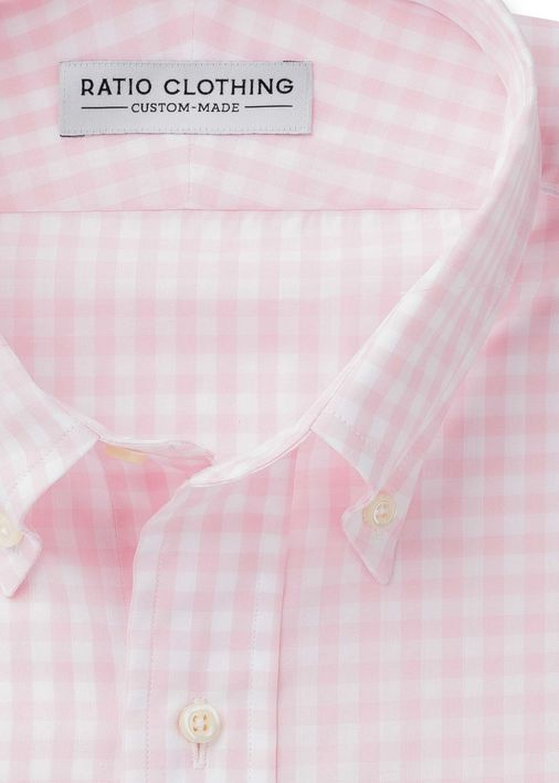 Image for Pink Medium Gingham