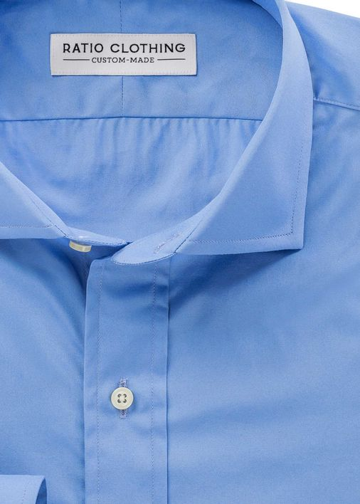 Image for French Blue Signature Broadcloth