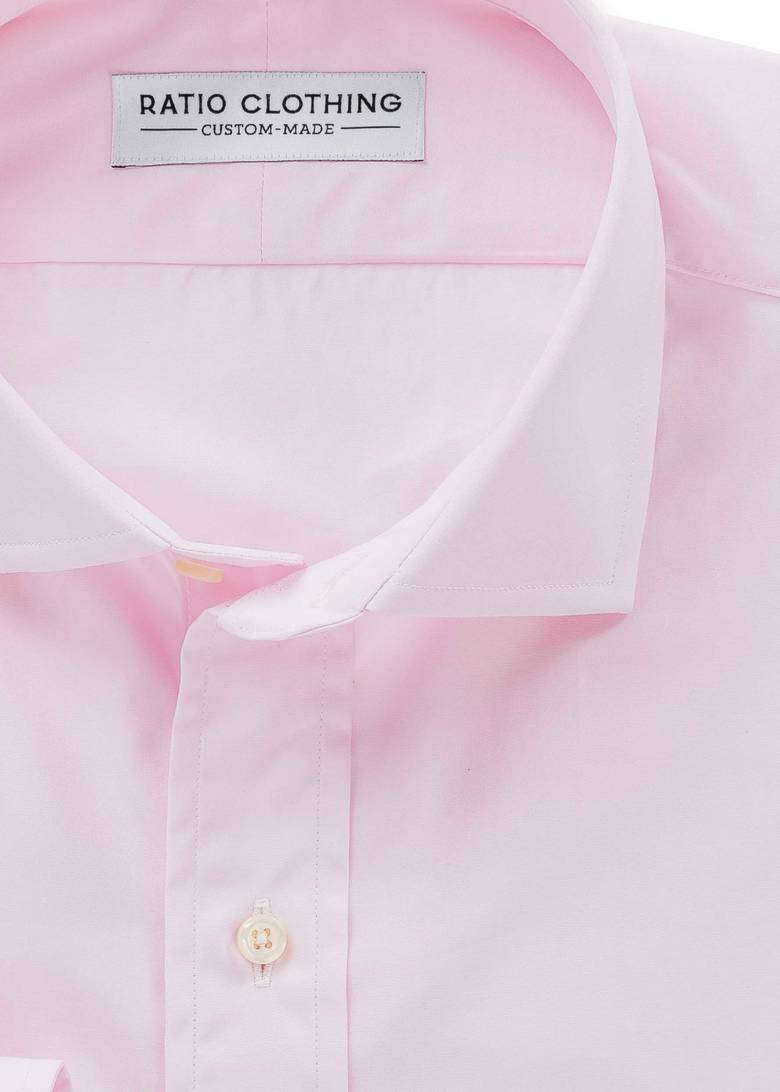 Pink Signature Broadcloth