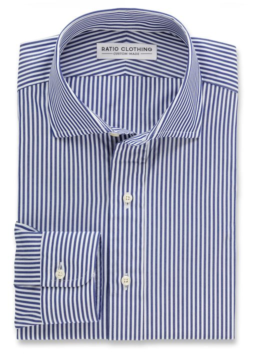 Navy Bengal Stripe Product Image 2