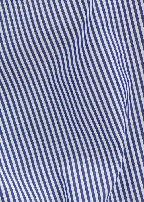 Navy Bengal Stripe Product Image 4