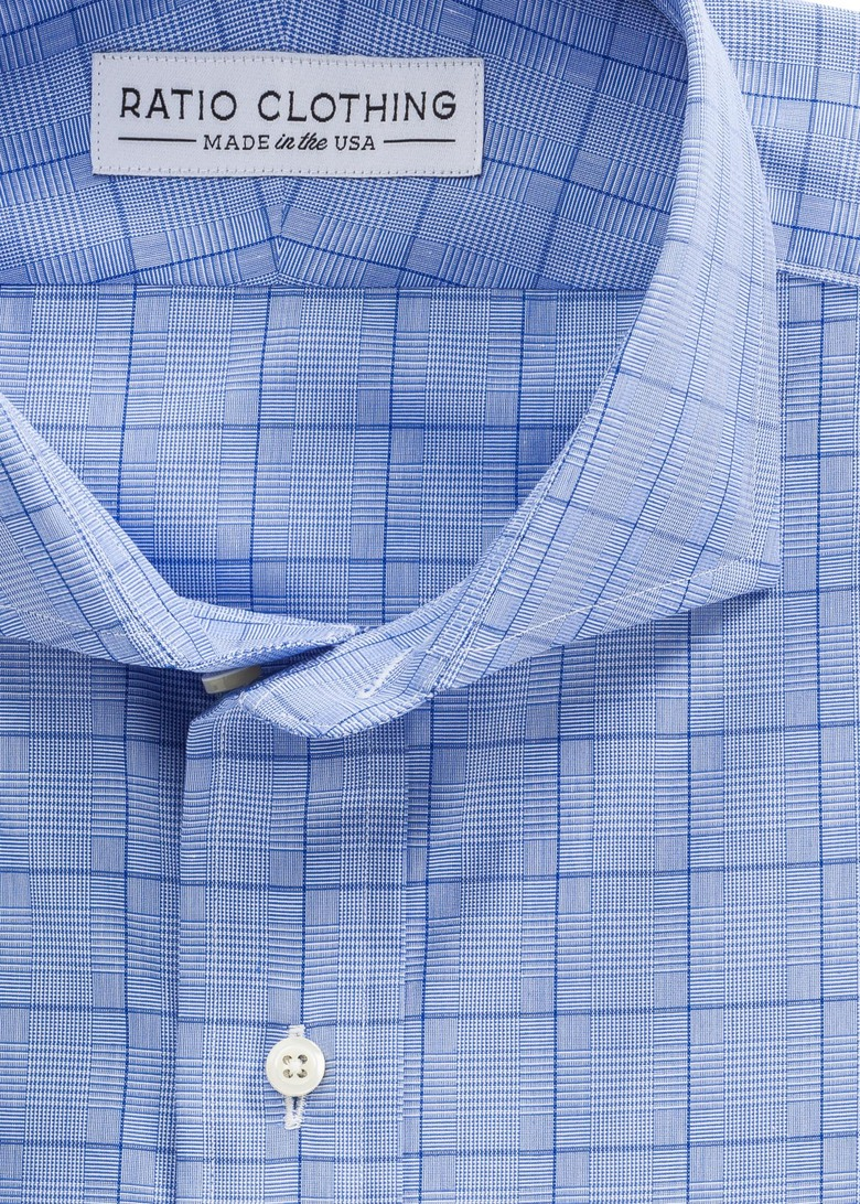 Blue Glen Plaid