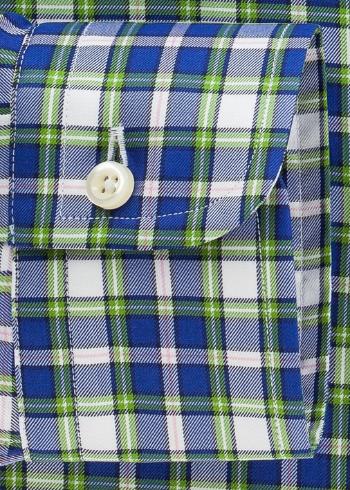 Green and Blue Jackson Plaid Product Image 4