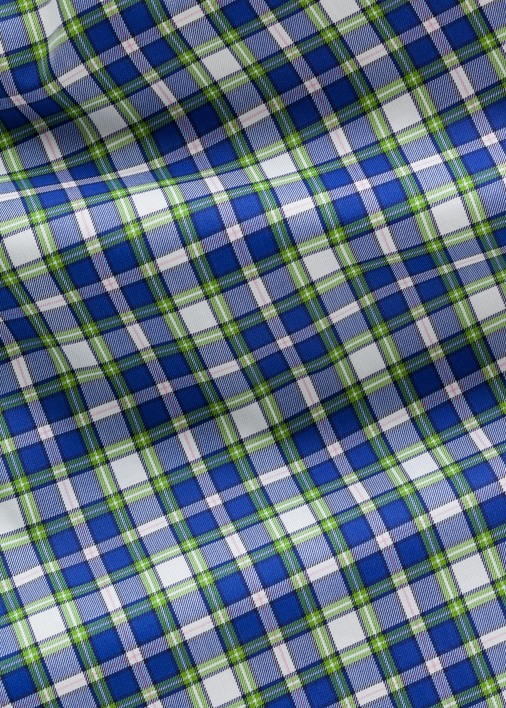 Green and Blue Jackson Plaid Product Image 5
