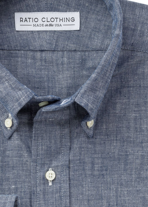 Highlands Organic Chambray