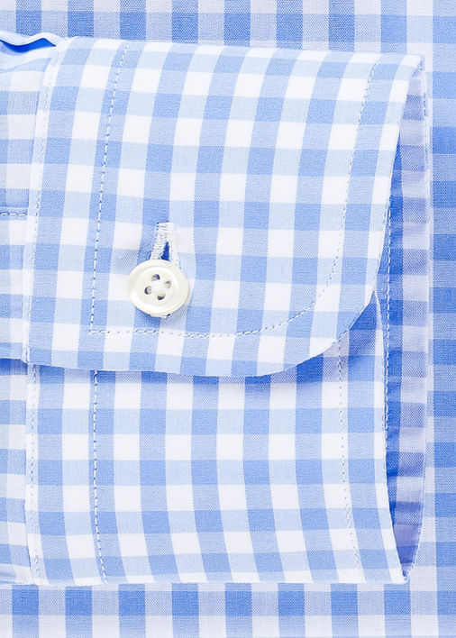 Light Blue Medium Gingham Product Image 3