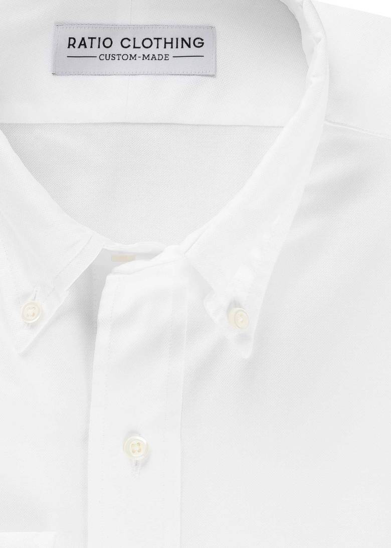 White All Season Oxford