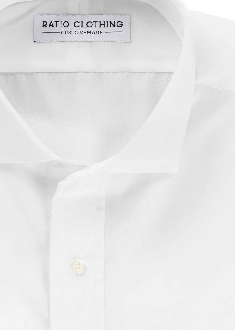 White Signature Broadcloth Product Image 1