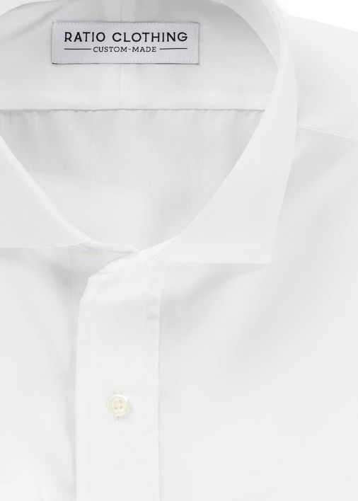 Image for White Signature Broadcloth