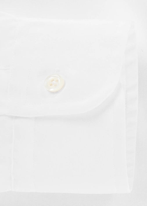 White Signature Broadcloth Product Image 3