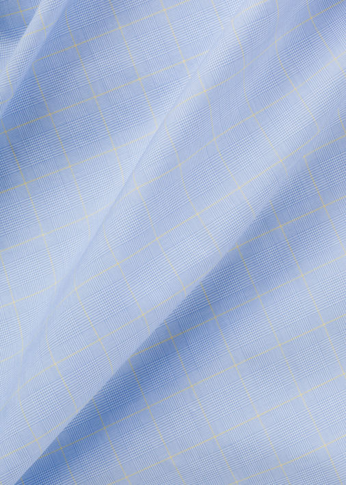 Blue and Yellow Glen Plaid Product Image 5