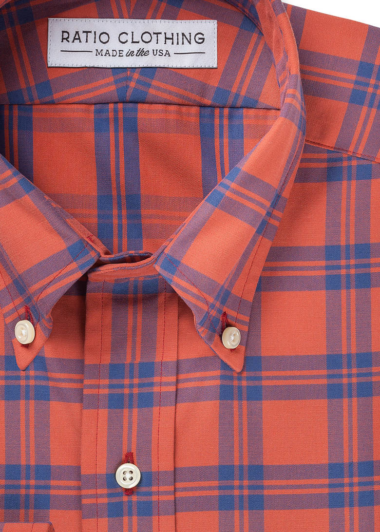 Red Douglas Plaid