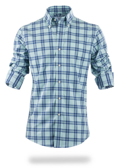 Teal Douglas Plaid Product Image 2